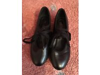 Tap Shoes - (Size 2)