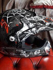 Crash helmet size youth medium 50-51cm