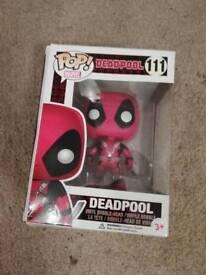 Pop! Marvel Deadpool Vynl Bobble Head