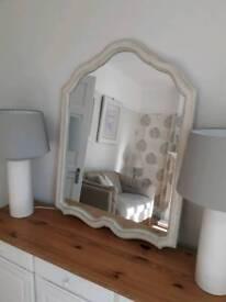 Stone colour mirror
