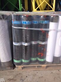 DEBOTEC TORCH ON FELT, VARIOUS COLOURS GREEN MINERAL AND CHARCOAL AVAILABLE AND UNDERLAY £10 A ROLL