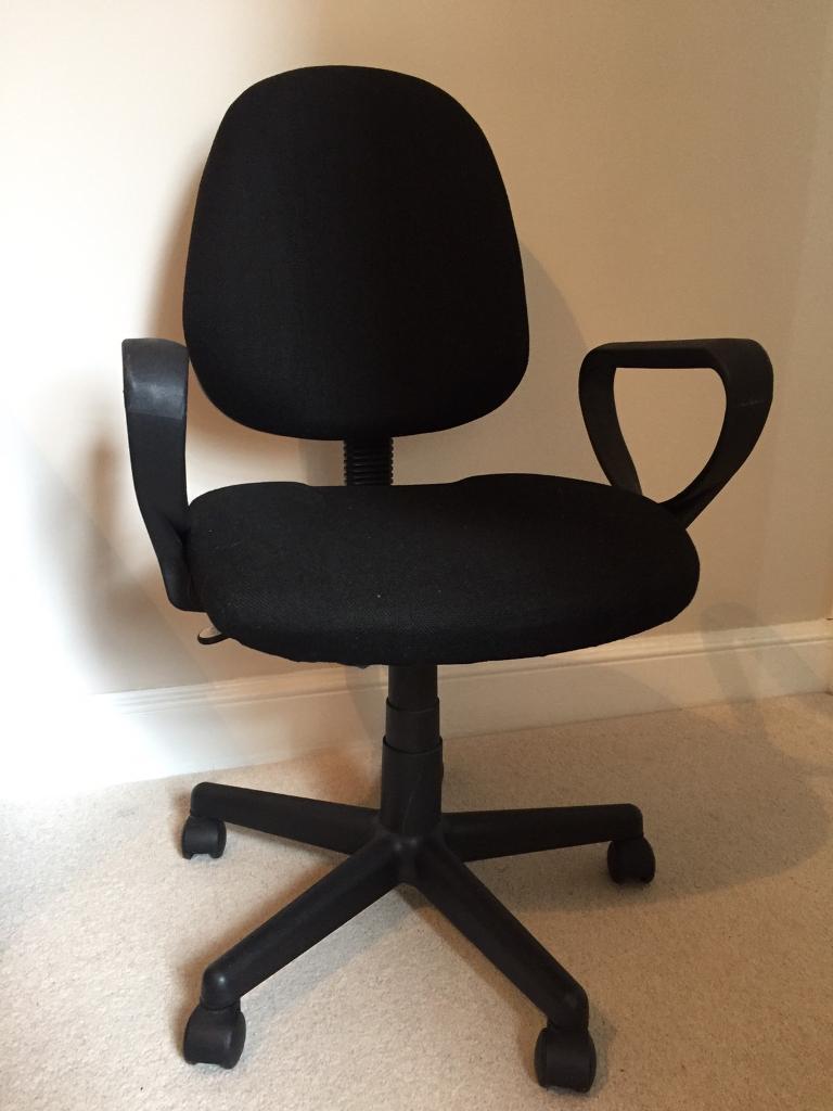 homebase office desk chair in edinburgh city centre edinburgh