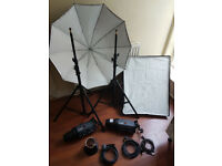 Bowens Gemini Esprit 500 Studio Lighting Kit