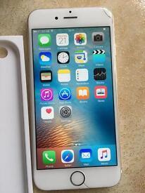 Apple iphone 6 64gb o2 giff gaff tesco Gold