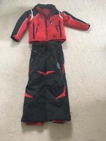Spyder Ski Suit Age 8 (128cm)