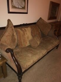 Barker and stone house sofa and chair