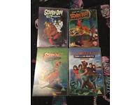 Scooby doo dvds £2 for all