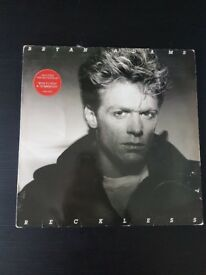Bryan Adams - Reckless Vinyl Record