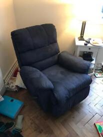 Rocker Recliner Armchair