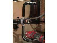 Fit foldable Exercise Bike MXC1