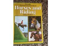 Purnells Encyclopaedia of Horses & Riding.