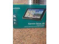 Garmin Drive 40 Sat Nav