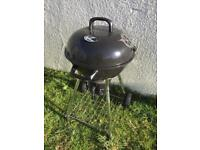 Weber style kettle charcoal bbq - Wookey near wells in Somerset - STILL AVAILABLE