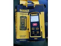 NEW DeWalt DW03050-XJ 50m Laser Distance Measurer Professional Quality
