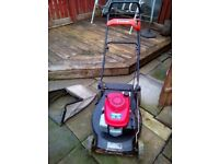 Petrol lawnmower for sale £70 ono