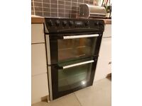 Belling Format 644 Double Oven with Ceramic Hob