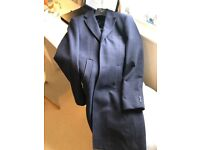 New Classic Fit Overcoat
