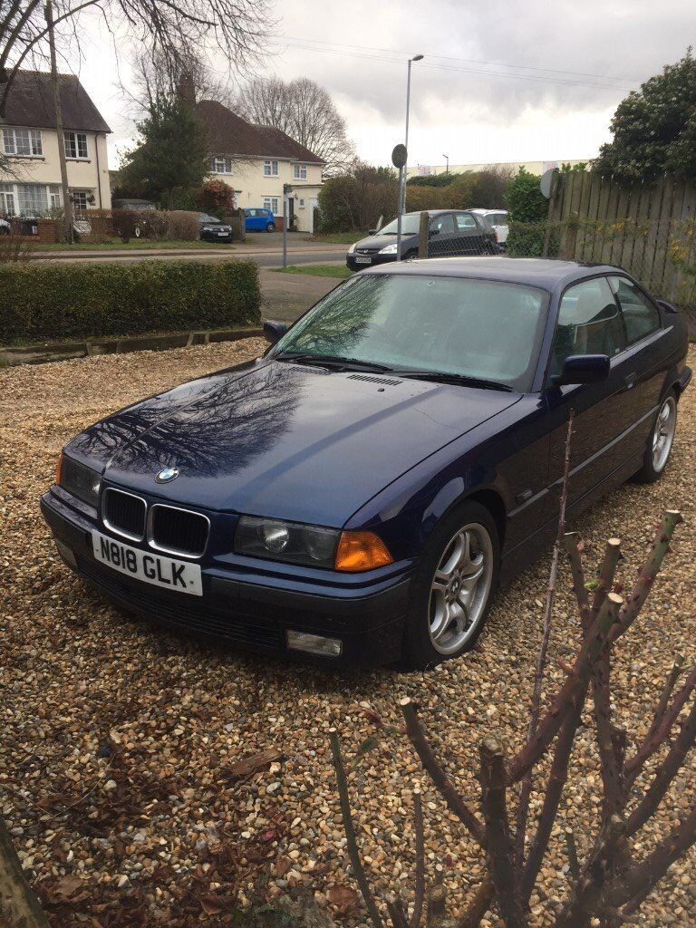 1996 BMW 318is Coupe - Bottom End Gone - Ideal drift car Project ...
