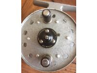 Vintage Fishing Reel made by Gri e and Young.
