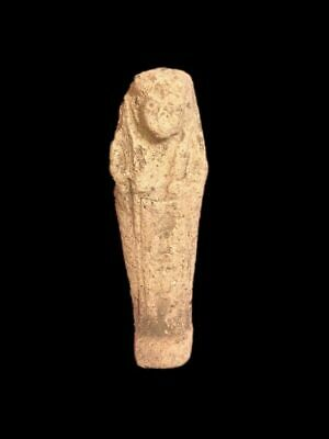 Rare Ancient Egyptian Small Shabti Ushabti Circa 2000 BC BCE