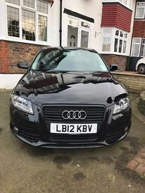 Audi A3 2012 TDI Diesel 1.6, 42,000 Miles, Immaculate Condition.