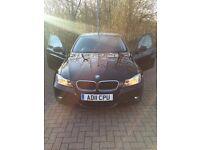BMW 3 Series 320d EFFECIENTDYNAMICS 2l 4dr