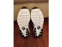Nike Huarache ultra black and white
