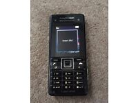 Sony Ericsson cybershot phone