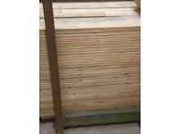 Reclaimed maple flooring