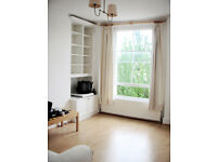 Fantastic newly refurbished 1 bedroom flat in a lovely tree lined street in Stoke Newington