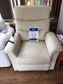 Care Co. Riser Recliner chair with heat and massage functions