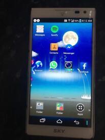 Sky android phone unlocked