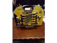 Stanley screwdriver 51 set