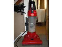 Like new Vax Tempo Vacuum Cleaner with attachments