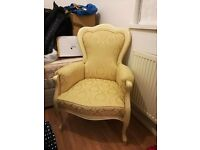 Antique. Style occasional chair