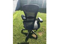Herman Miller office chair aeron £295