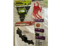 Halloween Bundle 6 Items Brand New