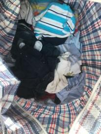 Boys 0-3 months clothes bundle