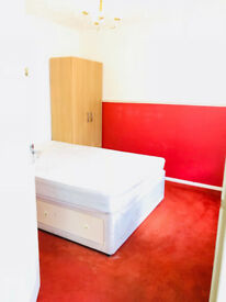 A spacious double rooms to rent in (Upton Park- zone3) including Bills