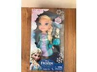 Toddler Elsa doll brand new