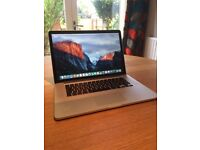 "MacBook Pro 15"" (Retina)"