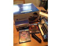 PlayStation VR Bundle: PSVR Headset, Camera, 2 Move Controllers, VR Worlds, Until Dawn etc