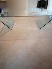 Brilliant Glass table