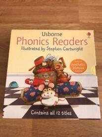 Prof michael hogg prof graham vaughan social psychology in usborne phonics readers 12 books box set rrp 5988 fandeluxe Image collections