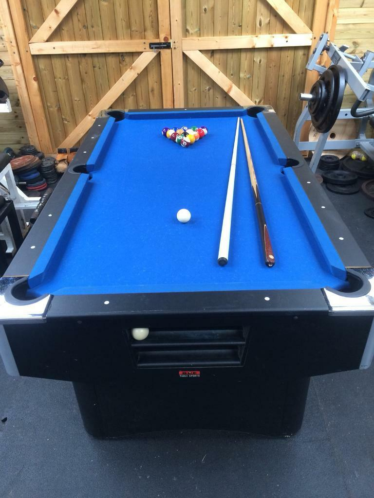 BCE Pool Table - rrp. £699