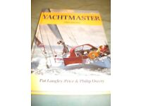 YACHTMASTER BOOK BY PAT LANGLEY --PRICE VERY GOOD