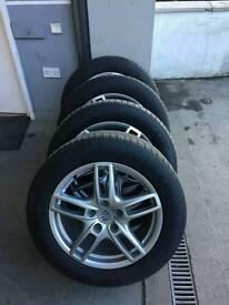 "Porsche Cayenne 19"" Alloy Wheels"