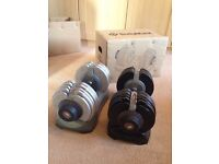Bodymax Adjustable Weights 5kg - 32.5kg