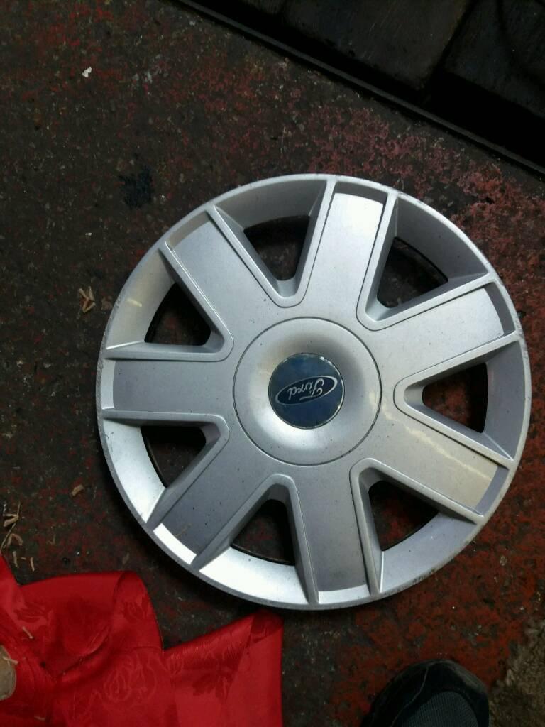 Ford Ka Wheel Trims X