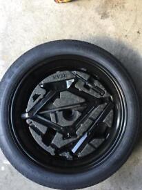 Spacesaver wheel kit Vauxhall Insignia